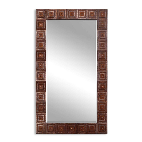 Uttermost Lighting Rectangle 41.25-Inch Mirror 13646