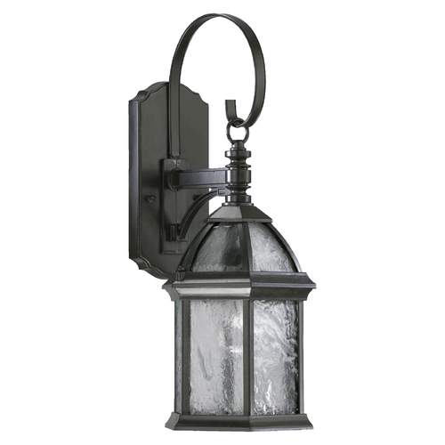 Quorum Lighting Quorum Lighting Weston Timberland Granite Outdoor Wall Light 7817-1-25