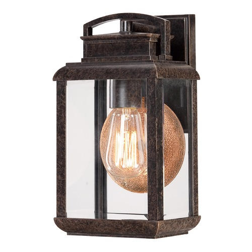 Quoizel Lighting Quoizel Byron Imperial Bronze Outdoor Wall Light BRN8406IBFL