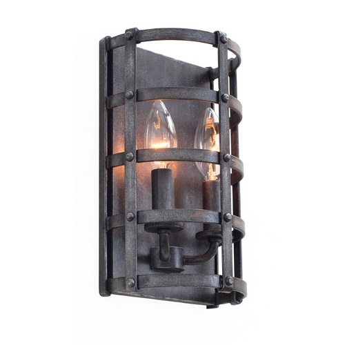 Kalco Lighting Kalco Lighting Townsend Vintage Iron Sconce 7402VI