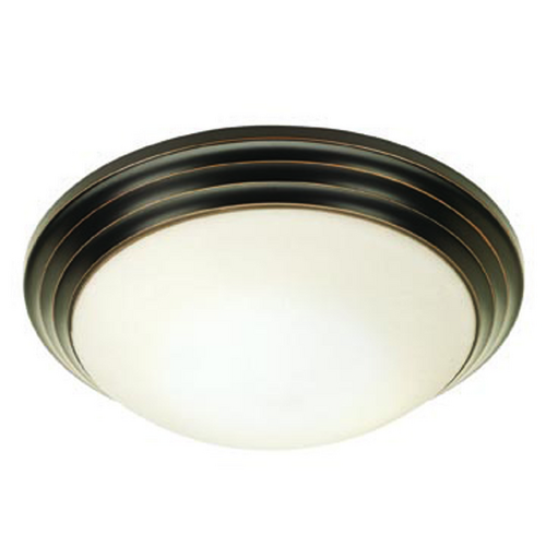 Access Lighting Access Lighting Strata Oil Rubbed Bronze Flushmount Light C20651ORBOPLEN1218BS