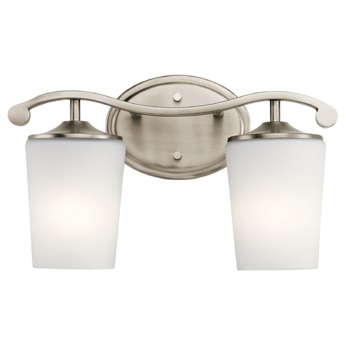 Kichler Lighting Kichler Lighting Versailles Antique Pewter Bathroom Light 45596AP