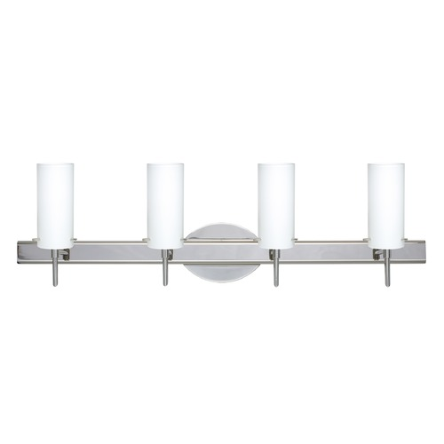 Besa Lighting Besa Lighting Copa Chrome Bathroom Light 4SW-440307-CR
