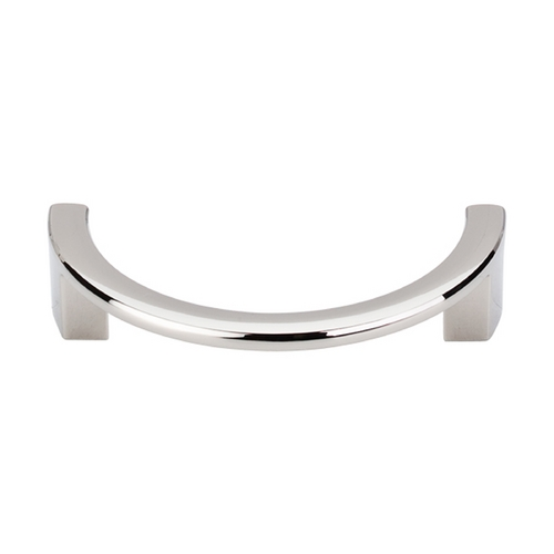 Top Knobs Hardware Modern Cabinet Pull in Polished Nickel Finish TK53PN