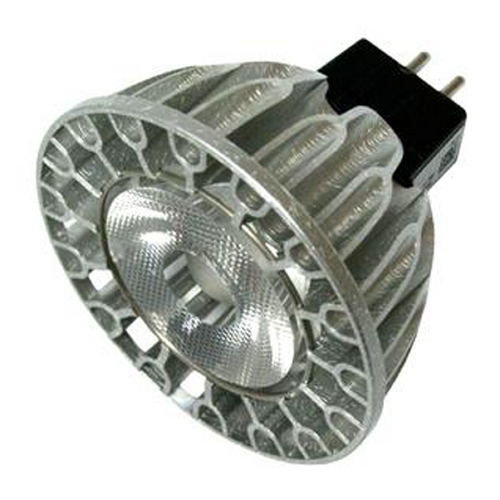 Soraa 11.5W Bi-Pin LED Bulb MR-16 Spot 25 Degree Beam Spread 480LM 3000K Dimmable SM16-09-25D-830-03