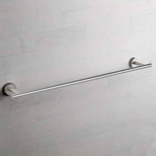 Seattle Hardware Co Seattle Hardware Co Prelude Satin Nickel Towel Bar 30-Inch Center to Center BHW1-30TB-09