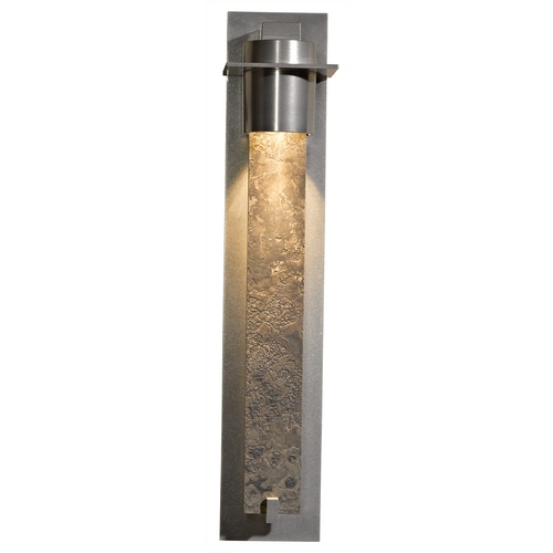 Hubbardton Forge Lighting Hubbardton Forge Lighting Airis Vintage Platinum Sconce 206455-82-ZL221