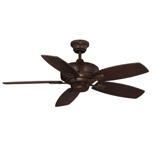 Savoy House Savoy House Espresso Ceiling Fan Without Light 42-830-5RV-129