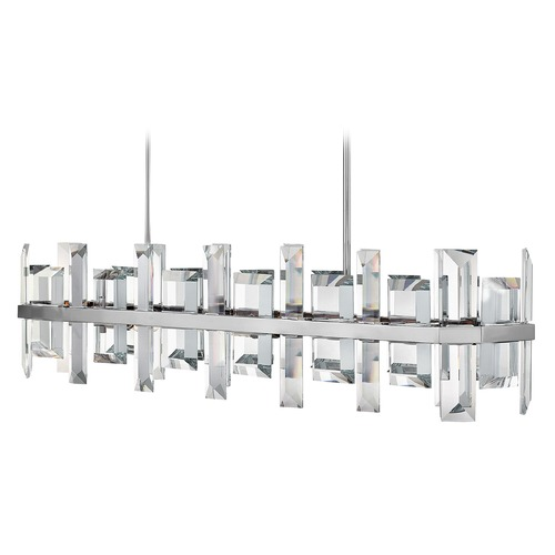 Fredrick Ramond Odette Eight Light Linear, Fredrick Ramond: FR39216PNI FR39216PNI