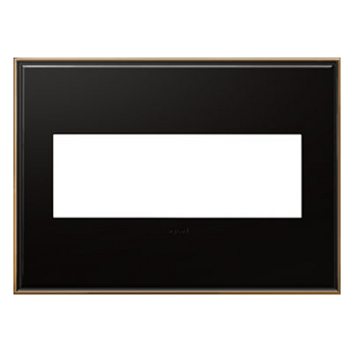 Legrand Adorne Legrand Adorne Oil-Rubbed Bronze 3-Gang Switch Plate AWC3GOB4