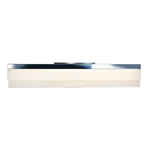 Access Lighting Access Lighting Linear Chrome LED Bathroom Light 62244LEDD-CH/ACR
