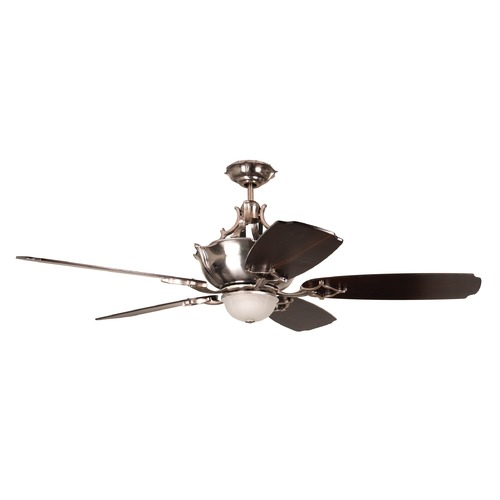 Craftmade Lighting Craftmade Lighting Wellington Xl Tarnished Silver Ceiling Fan with Light K11266