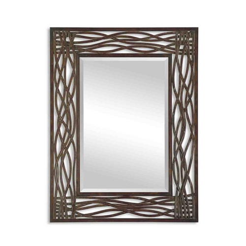 Uttermost Lighting Rectangle 32-Inch Mirror 13707