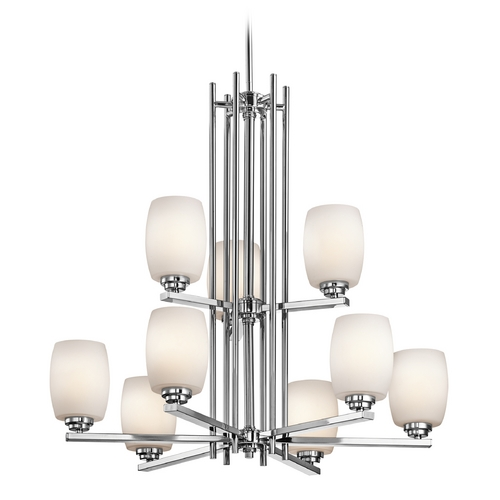 Kichler Lighting Kichler Lighting Eileen Chrome Chandelier 1897CH