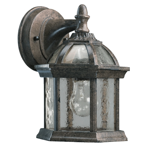 Quorum Lighting Quorum Lighting Weston Baltic Granite Outdoor Wall Light 7817-45