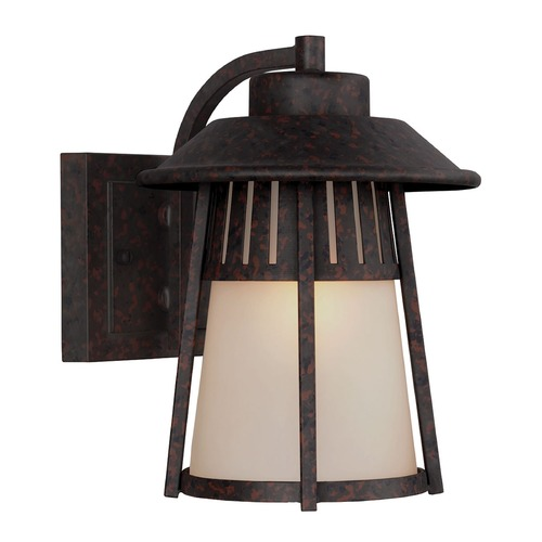 Sea Gull Lighting Sea Gull Lighting Hamilton Heights Oxford Bronze Outdoor Wall Light 8611701-746