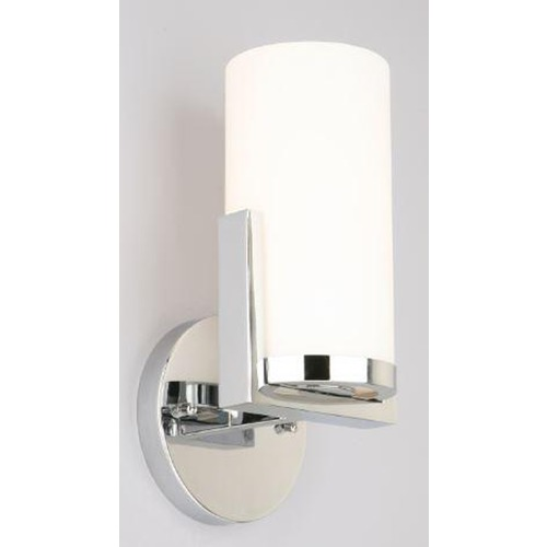Lite Source Lighting Lite Source Caesarea Chrome Sconce LS-16811