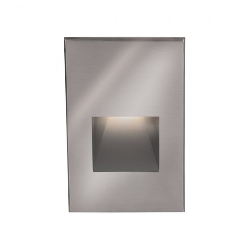 WAC Lighting LED 12V LEDme Vertical Step and Wall Light 4021-30SS