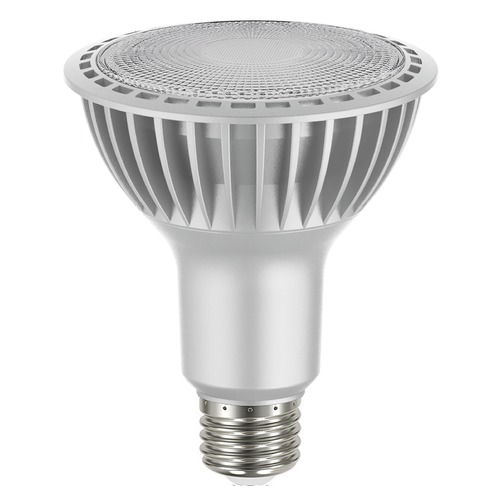 Satco Lighting Satco 20.5 Watt PAR30 LED Long Neck 2700K 1800 Lumens Medium Base 120 Volt Dimmable S22240