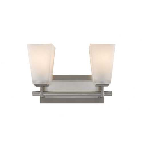 Feiss Lighting Two-Light Vanity Light VS16602-BS