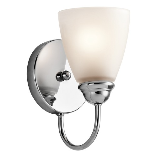 Kichler Lighting Kichler Lighting Jolie Chrome LED Sconce 45637CHL16