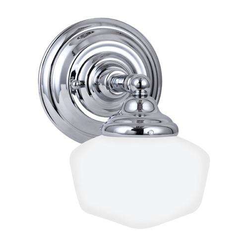 Sea Gull Lighting Sea Gull Lighting Academy Chrome LED Sconce 44436EN3-05