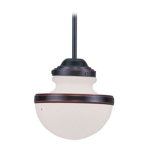 Livex Lighting Livex Lighting Oldwick Olde Bronze Mini-Pendant Light 5724-67