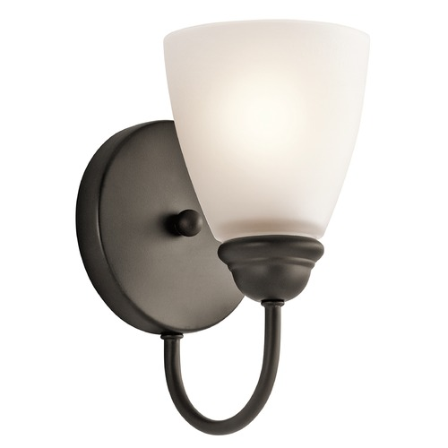 Kichler Lighting Kichler Lighting Jolie Olde Bronze LED Sconce 45637OZL16