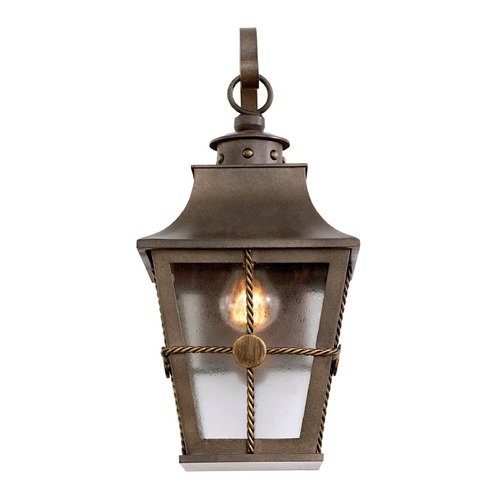 Kalco Lighting Kalco Belle Grove Aged Bronze Outdoor Wall Light 403521AGB