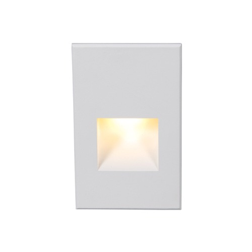 WAC Lighting LED 12V LEDme Vertical Step and Wall Light 4021-AMWT