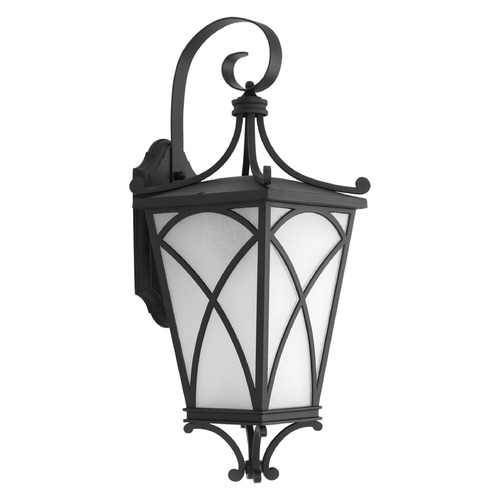 Progress Lighting Progress Lighting Cadence Black Outdoor Wall Light P6081-31