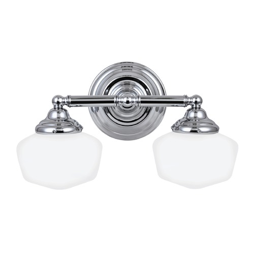 Sea Gull Lighting Sea Gull Lighting Academy Chrome LED Bathroom Light 44437EN3-05