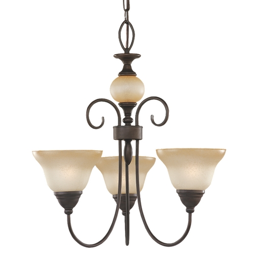 Sea Gull Lighting Montclaire Chandelier 31105BLE-72