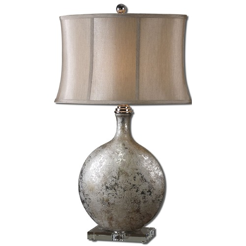 Uttermost Lighting Uttermost Navelli Silver Table Lamp 27428