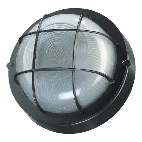 Quorum Lighting Quorum Lighting Black Outdoor Wall Light 681-8-15