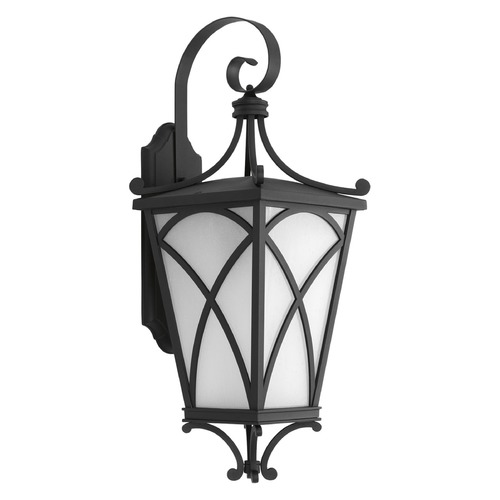 Progress Lighting Progress Lighting Cadence Black Outdoor Wall Light P6082-31