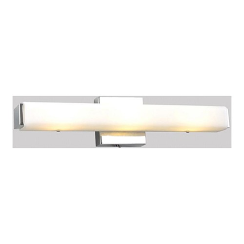 Lite Source Lighting Lite Source Braulio Chrome LED Sconce LS-16707