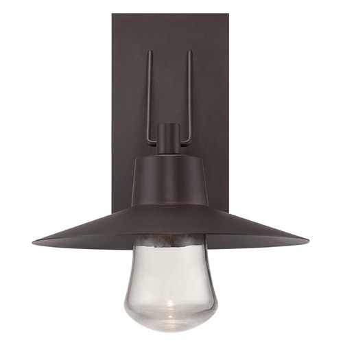 Modern Forms by WAC Lighting Suspense LED Wall Light WS-W1917-BZ