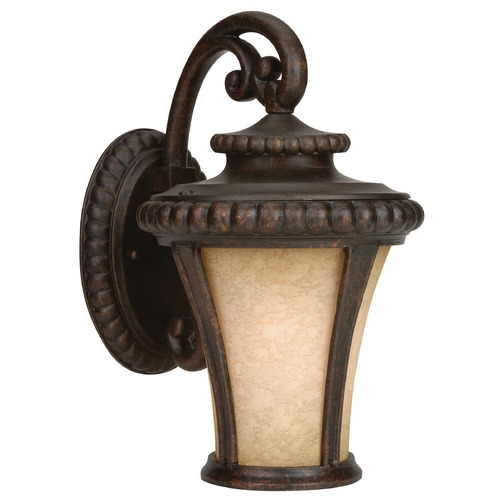 Craftmade Lighting Craftmade Lighting Prescott Peruvian Bronze Outdoor Wall Light Z1204-PRO