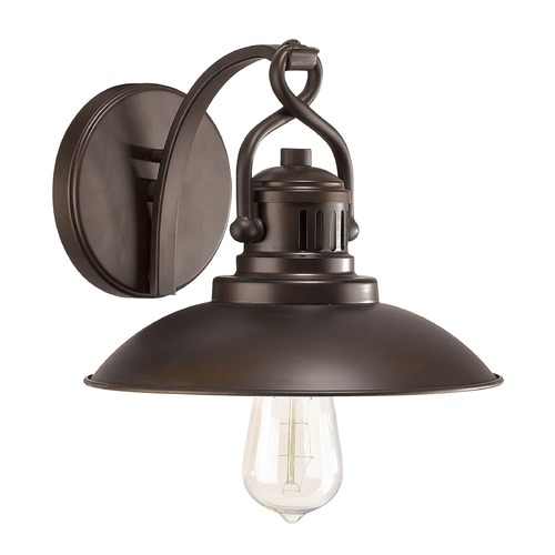 Capital Lighting Capital Lighting Oneill Burnished Bronze Sconce 3791BB