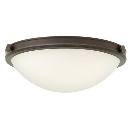 Hinkley Lighting Hinkley Lighting Maxwell Oil Rubbed Bronze Flushmount Light 3783OZ