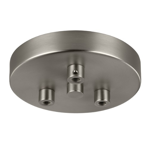Feiss Lighting Feiss Lighting Satin Nickel Ceiling Adaptor MPC03SN