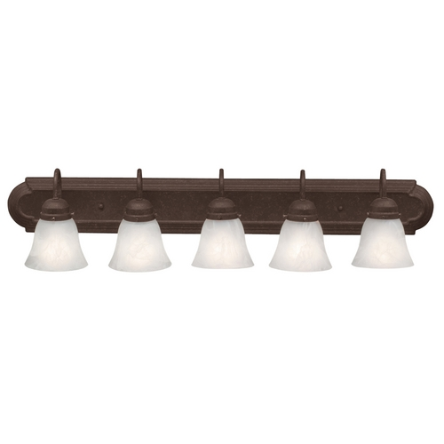 Kichler Lighting Kichler Bathroom Light in Bronze Finish 5339TZ