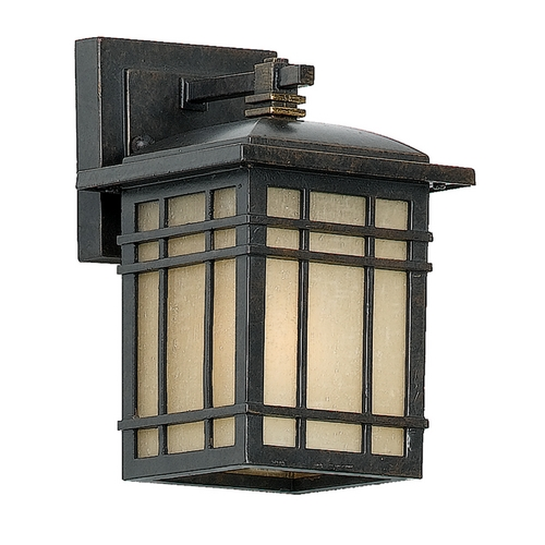 Quoizel Lighting 9-Inch Outdoor Wall Light HC8406IB