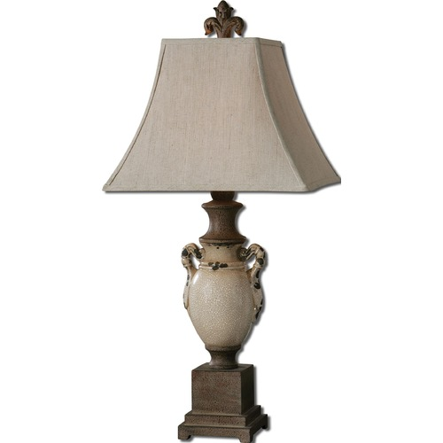 Uttermost Lighting Uttermost Francavilla Ivory Table Lamp 27437