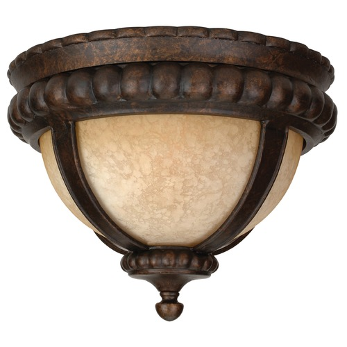 Craftmade Lighting Craftmade Lighting Prescott Peruvian Bronze Close To Ceiling Light Z1217-112