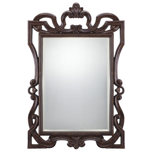 Savoy House Rectangle 38-Inch Mirror 4-F05086-231