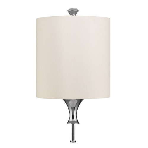 Capital Lighting Capital Lighting Studio Polished Nickel Sconce 1170PN-488
