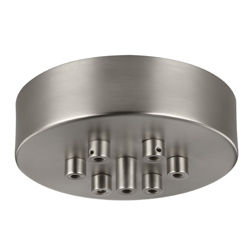 Feiss Lighting Feiss Lighting Satin Nickel Ceiling Adaptor MPC07SN