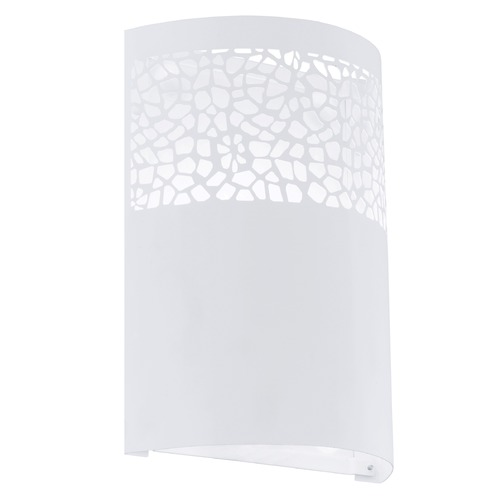 Eglo Lighting Eglo Carmelia White Sconce 91416A
